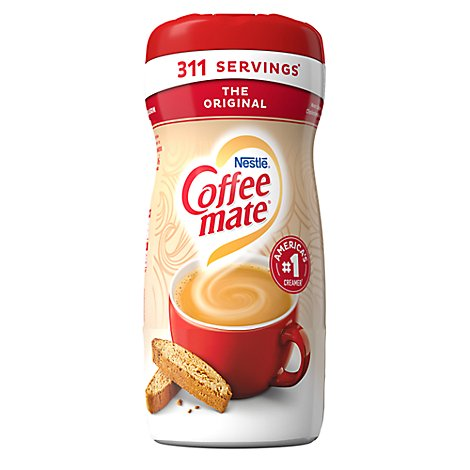 Coffeemate Coffee Creamer Powder The Original - 22 Oz