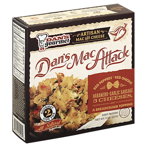 Dangt Mac Cheese Mac Attack - 9 Oz
