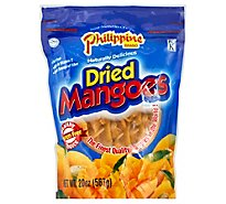 Philippine Brand Dried Mangoes - 20 Oz