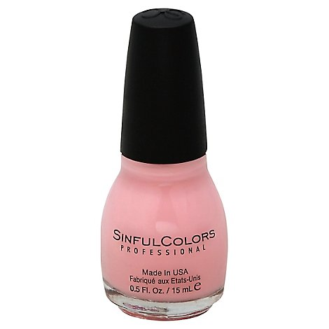 Sinful Nail Color Pink Smart - 0.5 Oz