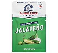 Bumble Bee Tuna Seasoned Jalapeno - 2.5 Oz