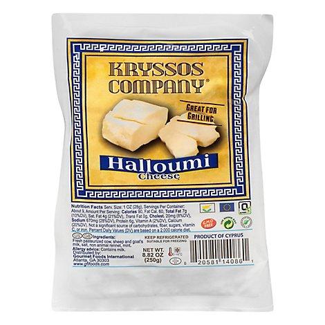 Kryssos Halloumi Cheese 8 8 Online Groceries Randalls