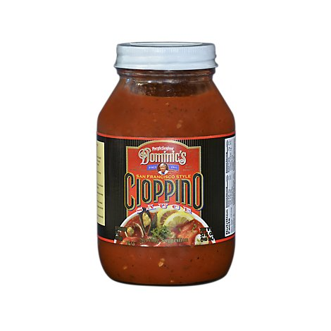 Cioppino Sauce - 32 Oz