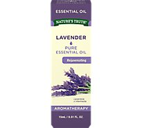 Natures Truth Essential Oil Lavender 100% Pure - 0.51 Fl. Oz.