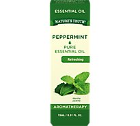 Peppermint Oil - .51 Oz