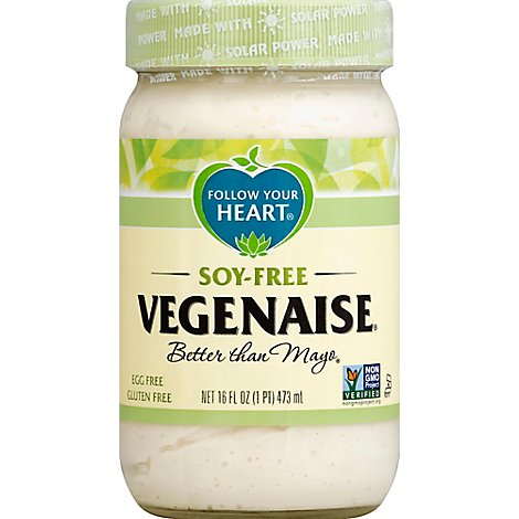 Follow Your Heart Vegenaise Soy Free - 16 Fl. Oz.