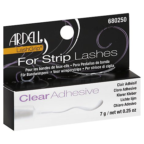Ardell LashGrip Adhesive Clear - .25 Oz
