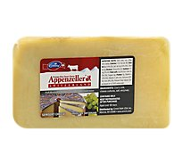 Emmi Appenzeller Cheese Pre Weighed 0.50 LB