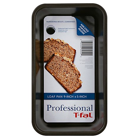 T-Fal Professional Loaf Pan 9-Inch x 5-Inch - Each