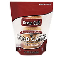 Ocean Cafe Crab Cakes - 3.4 Oz