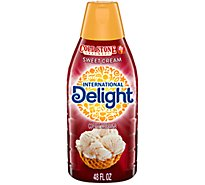 International Delight Coffee Creamer Cold Stone Sweet Cream - 48 Fl. Oz.