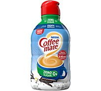 Coffeemate Coffee Creamer French Vanilla Sugar Free - 64 Fl. Oz.