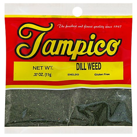 Tampico Spices Dill Weed - .37 Oz