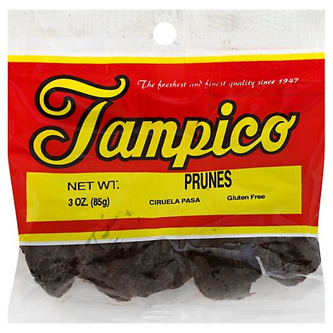 Tampico Spices Prunes - 3 Oz