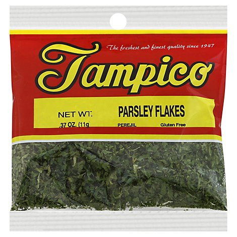 Tampico Spices Parsley Flakes - .37 Oz