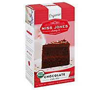 Miss Jones Baking Co Organic Cake Mix Chocolate - 15.87 Oz