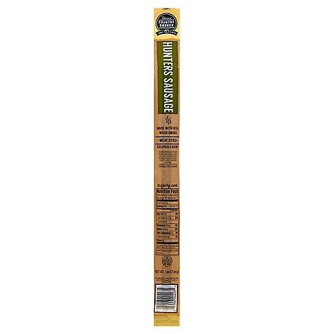 Tillamook Country Smoker Meat Stick Hunters Sausage - 1.44 Oz