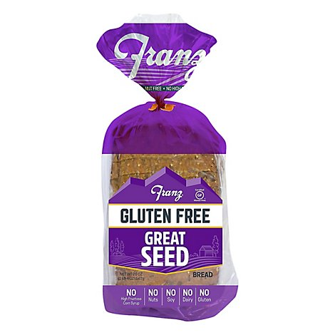 Franz Gluten Free Great Seed - 20 Oz