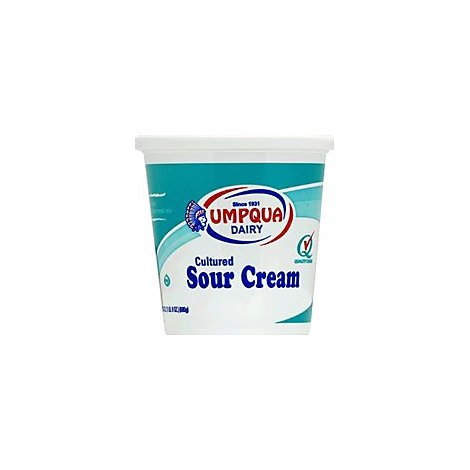 Umpqua Sour Cream - 24 Oz