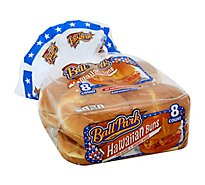 Rainbo Hawaiian Sandwich Bun - 18 Oz