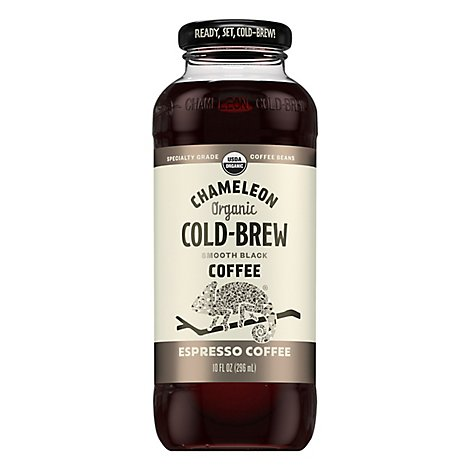 Chameleon Coffee Cold-Brew Espresso - 10 Fl. Oz.