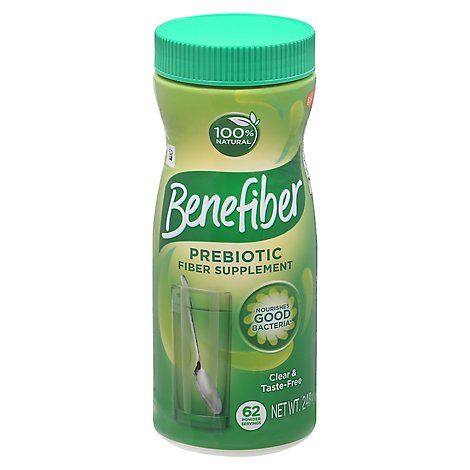 Benefiber Fiber Supplement Sugar-Free Powder - 8.7 Oz
