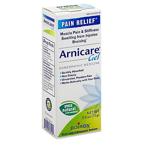 Boiron Arnicare Pain Relief Gel - 2.6 Oz