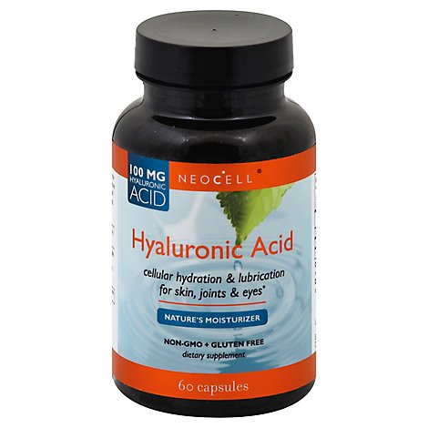 Ncell Hyaluronic Acid - 60 Count