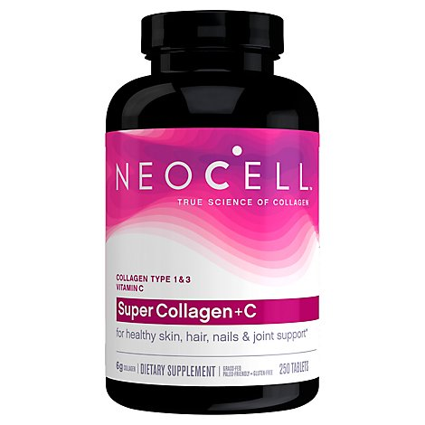 Ncell Collagen Super C - 250.0 Count