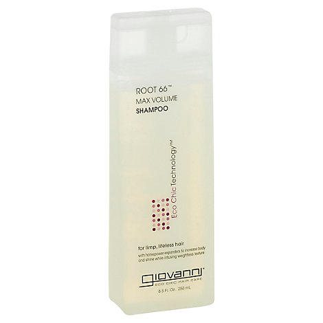 Giovanni Shampoo Root 66 Max Volume - 8.5 Oz