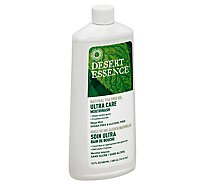 Desert Essence Mouthwash Ultra Care Mega Mint - 16 Oz