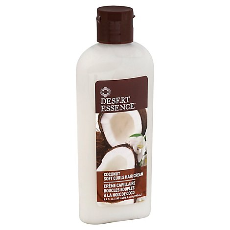 Deses Cream Hair Coconut Sft Cu - 6.4 Oz