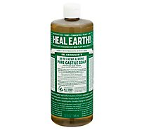 Dr. Bronners Liquid Soap Pure-Castile 18-In-1 Hemp Almond - 32 Fl. Oz.