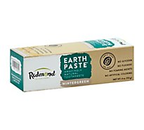 Real Toothpaste Wintergreen - 4.0 Oz