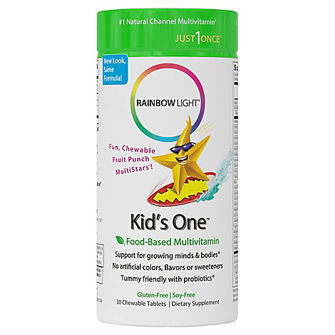 Rnlig Kids One Multivitamin - 30.0 Count