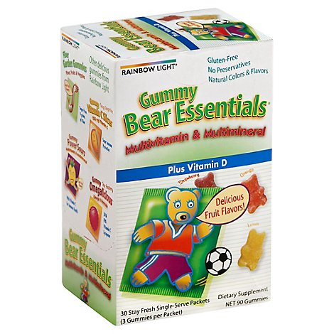 Rnlig Gummy Multivit Essentials - 30.0 Count
