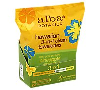 Albab Towelette Clean 3 In 1 - Each