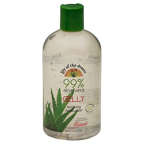 Lily Of The Desert Gelly 99% Aloe Vera - 12 Oz