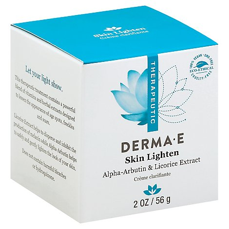 Derma E Skin Lighten - 2 Oz