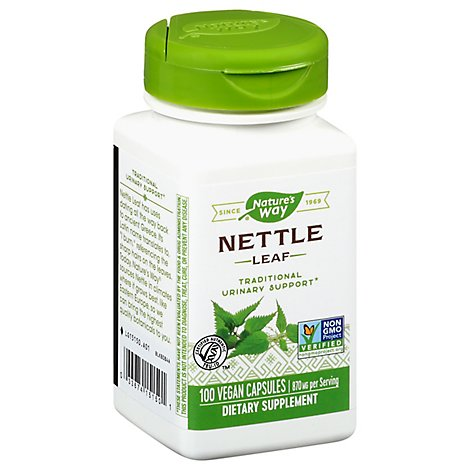 Nw Nettle Herb - 100 Count