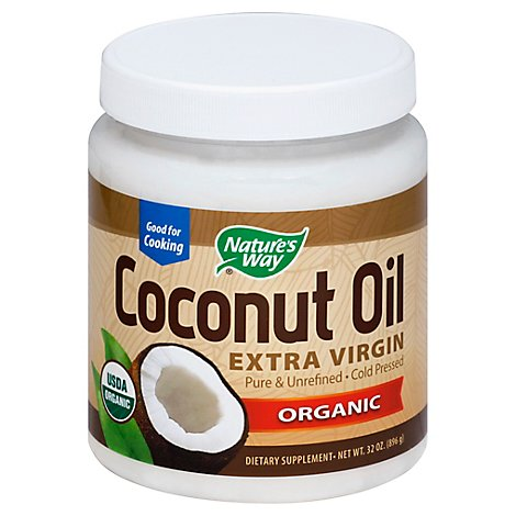 Nw Nw Organic Coconut Oil - 32 Fl. Oz.
