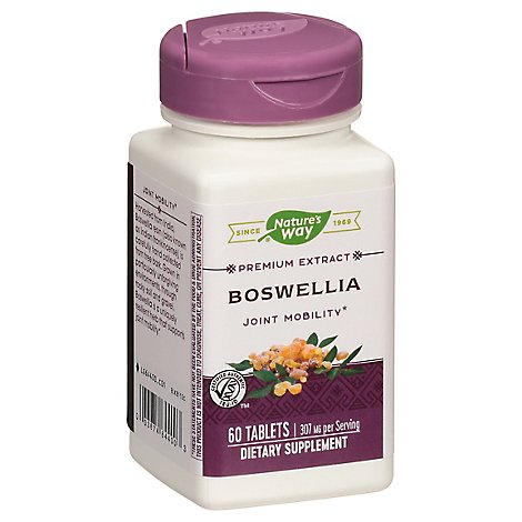 Nw Boswellia Std - 60 Count