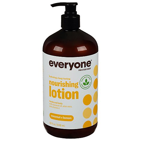 Everyone Lotion Coconut + Lemon - 32 Fl. Oz.