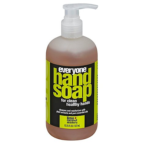 Everyone Hand Soap Lime + Coconut Strawberry - 12.75 Fl. Oz.