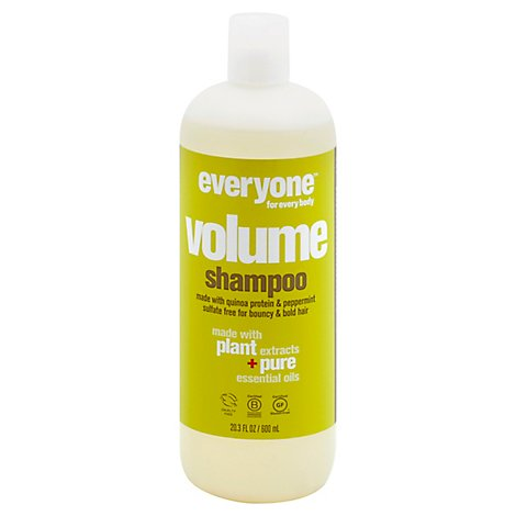 Everyone Hair Shampoo Volume - 20.3 Fl. Oz.