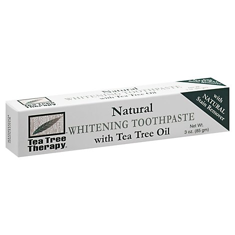 Teatr Tthpste Natural Whiten - 3.0 Oz