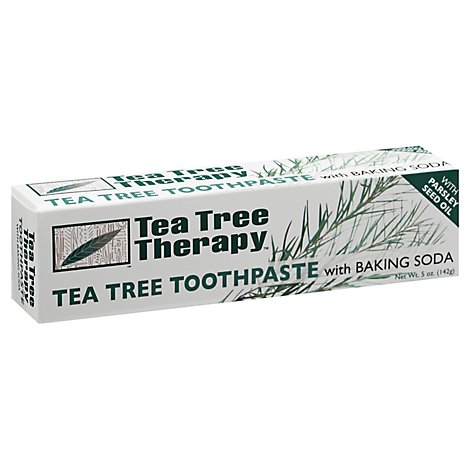 Teatr Tthpste Natural - 5.0 Oz