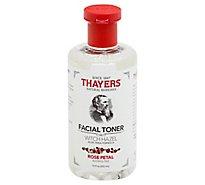 Thayers Toner Alcohol-Free Witch Hazel Rose Petal - 12 Fl. Oz.