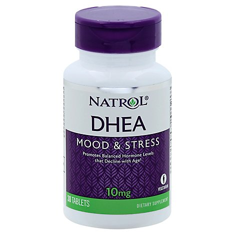 Natro Dhea 10mg Tb - 30.0 Count
