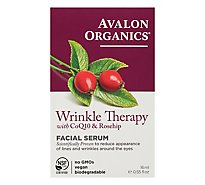 Avalon Organics Wrinkle Defense Serum CoQ10 Repair - .55 Fl. Oz.
